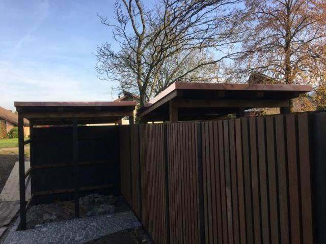 Roger Deuber Referenzen Neubau Gartenhaus